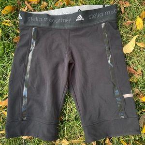 Adidas x Stella McCartney biker shorts!!